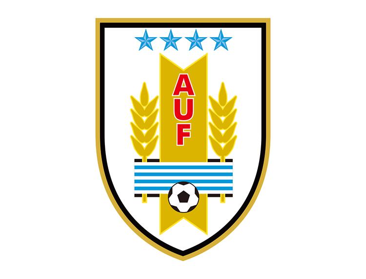 乌拉圭国家队队徽